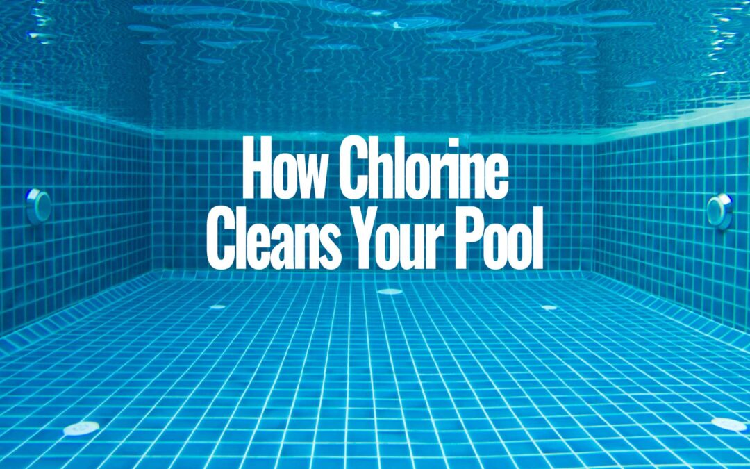 How Chlorine Cleans Your Pool